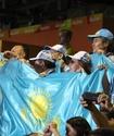 Как казахстанцы поддерживали Карину Горичеву на Олимпиаде-2016