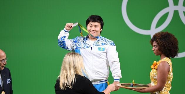 Буду трудиться, чтобы в Токио была уже золотая медаль! - Жаппаркул
