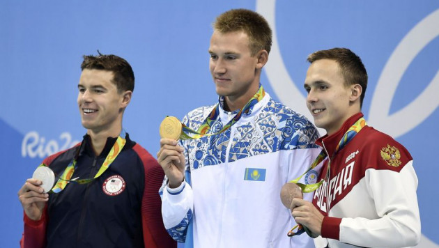Казахстан поднялся на 11-е место в медальном зачете Олимпиады-2016