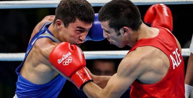 Кайрат Ералиев стартовал с победы на Олимпиаде