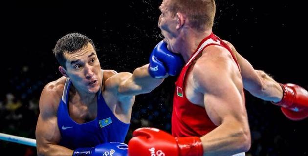 Ниязымбетов начал Олимпиаду с победы и вышел в четвертьфинал