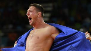 Обидчик Ракова выиграл золотую медаль на Олимпиаде в Рио