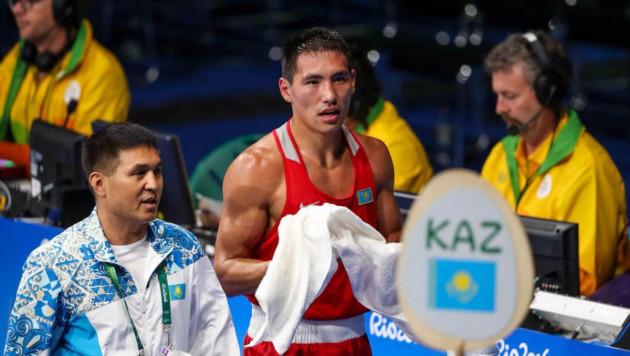 Показал все искусство нашего казахского бокса - Алимханулы