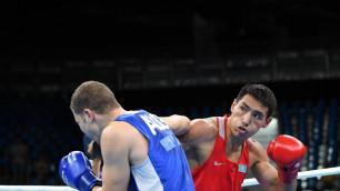 Видео боя Жанибека Алимханулы с Ильясом Аббади на Олимпиаде-2016