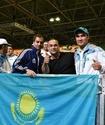 Как Илья Ильин и Серик Сапиев болели за Дениса Уланова на Олимпиаде в Рио