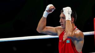 Что подсказывали Алимханулы с трибуны на Олимпиаде-2016