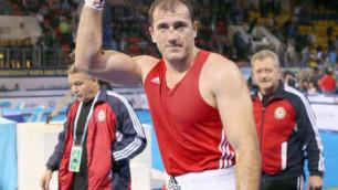 Серик Сапиев - мировая звезда. Есть и сейчас сильные боксеры в сборной Казахстана, но мы не хотим уступать - Меджидов