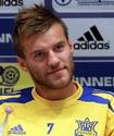Тимощук - легенда, рад, что мне пришлось играть с таким футболистом - Ярмоленко