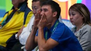 Сапиев дал оценку выступлениям казахстанских боксеров на Олимпиаде в Рио