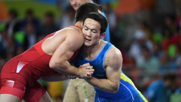 Казахстанский борец Картиков вслед за Кебиспаевым проиграл в 1/8 финала Олимпиады в Рио
