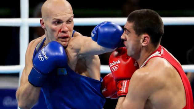 Видео финального боя Олимпиады в Рио Левит - Тищенко