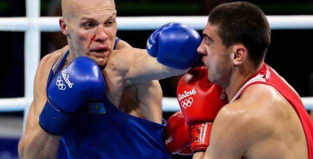Что сделали из бокса на Олимпиаде? Все продают и покупают - судья о финале Левит - Тищенко