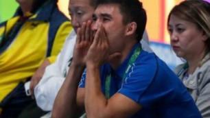 Саттыбаев и Алимханулы вчера выиграли свои бои, но у судей свое мнение - Серик Сапиев
