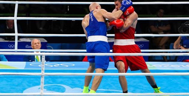 Американские СМИ провели аналогию между поражениями Василия Левита и Роя Джонса на Олимпиадах