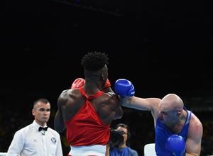 Иван Дычко вышел в полуфинал Олимпиады и гарантировал себе медаль