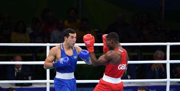 Как Адильбек Ниязымбетов вышел в финал Олимпиады в Рио