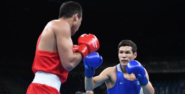 В финале Елеусинов переиграл соперника. Поздравляю с яркой победой! - Мазимбаев