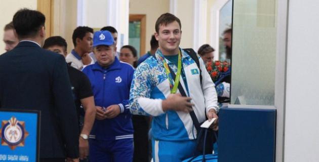 Илья Ильин передал мне частичку своего олимпийского куража - Зайчиков