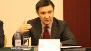 """Кожагапанов создал комиссию для расследования вопроса о """"договорных"""" матчах """"Актобе"""" и """"Ордабасы"""""""