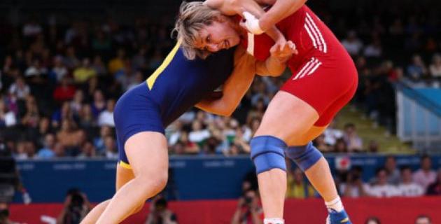 Казахстанский борец Манюрова стартовала с досрочной победы на Олимпиаде в Рио