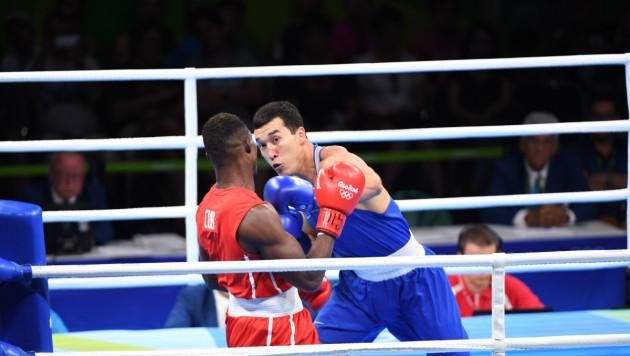 Адильбек Ниязымбетов во второй раз в карьере проиграл в финале Олимпиады
