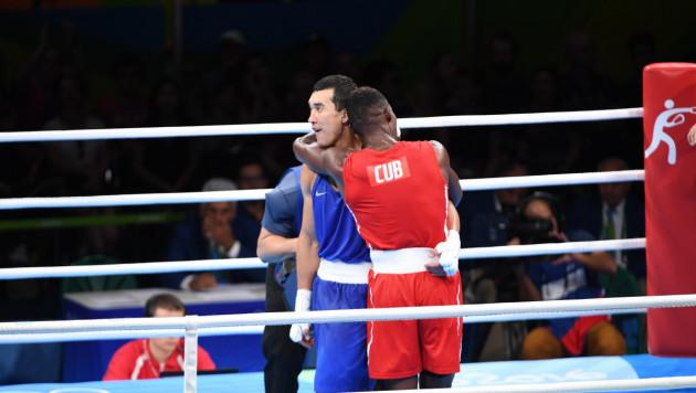 На профи-ринге Ниязымбетов будет хорошим боксером - Серик Сапиев