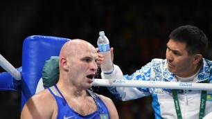 Иван Дычко не тянет на борьбу за золотую медаль Олимпиады - Мырзагали Айтжанов