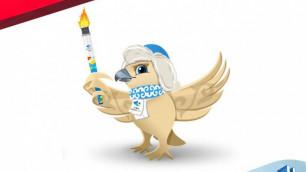 В Алматы представили талисман и медали Универсиады-2017