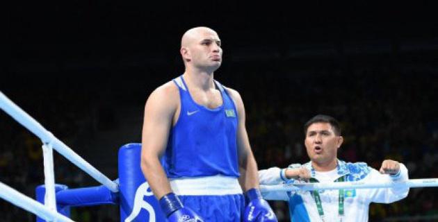 Сборная Казахстана по боксу выпадет из тройки лидеров медального зачета Олимпиады в Рио