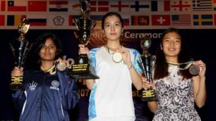 Чемпионка мира по шахматам Динара Садуакасова получит миллион тенге