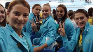 """""""Мы были в Рио, а чего добились вы?"""". Лучшие фото казахстанских легкоатлетов с Олимпиады"""