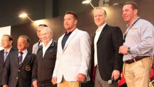 Сборная Казахстана по бодибилдингу завоевала 13 медалей в турнире Арнольда Шварценеггера