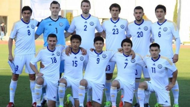 Сборная Казахстана по футболу объявила состав на матч с Кыргызстаном