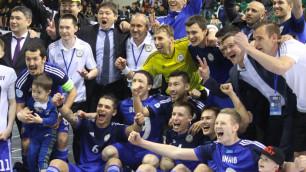 Сборная Казахстана по футзалу перед чемпионатом мира выиграла турнир в Таиланде