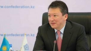Кулибаев рассказал, как писал сообщение Назарбаеву во время Олимпиады