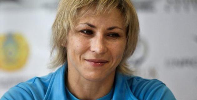 Надеюсь, что моя медаль станет стимулом для многих спортсменов - Манюрова