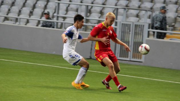 KazSport покажет в прямом эфире матч Кыргызстан - Казахстан