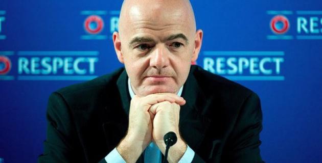 Жалею каждый день по сто раз - Инфантино о победе на выборах президента ФИФА