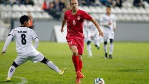 Неманья Максимович вызван в молодежную сборную Сербии