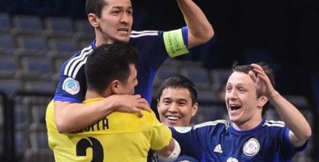 Сборная Казахстана объявила состав на чемпионат мира по футзалу