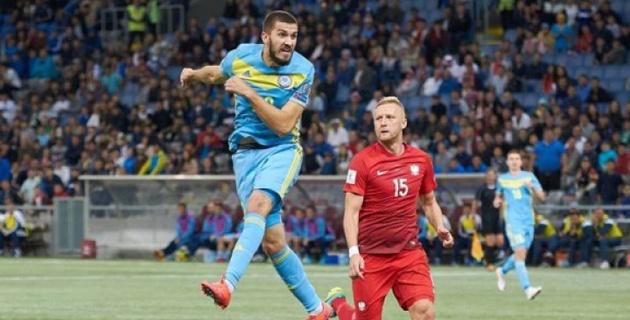 Хижниченко вместе с Костой, Мюллером и Бэйлом делит второе место в списке лучших бомбардиров отбора ЧМ-2018