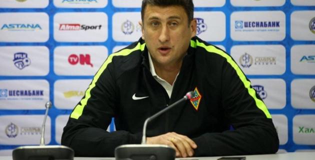 """Не только """"Кайрат"""", но и вся страна должна гордиться, что Аршавин играет в Казахстане - Цхададзе"""