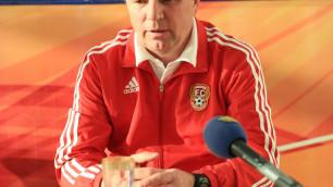 Казахстанский тренер возглавил литовский клуб