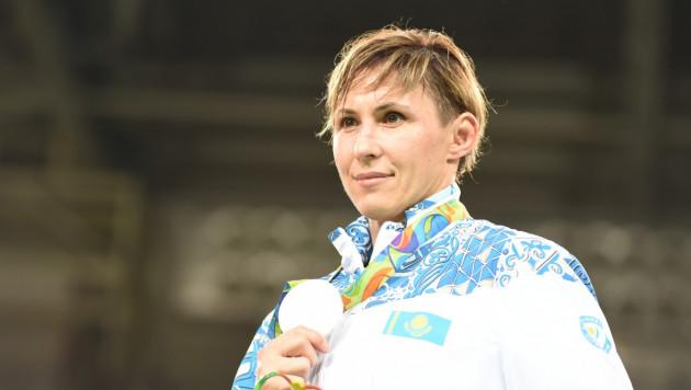 Моя серебряная медаль ОИ-2016 принадлежит и Мордовии - Гюзель Манюрова
