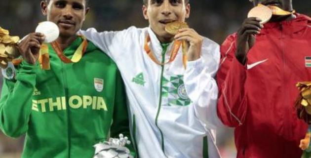Четверо паралимпийцев пробежали дистанцию быстрее, чем олимпийский чемпион Рио