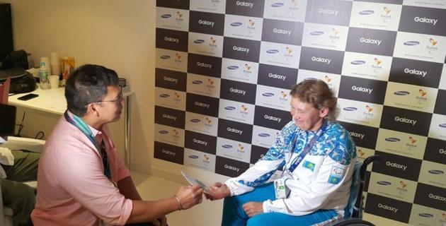 Чемпионка Паралимпиады-2016 из Казахстана вошла в число претендентов на звание лучшего спортсмена