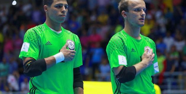 Прямая трансляция матча Казахстан - Коста-Рика на чемпионате мира по футзалу