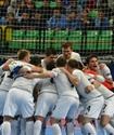 Сборная Казахстана по футзалу выигрывает у Коста-Рики после первого тайма ЧМ-2016