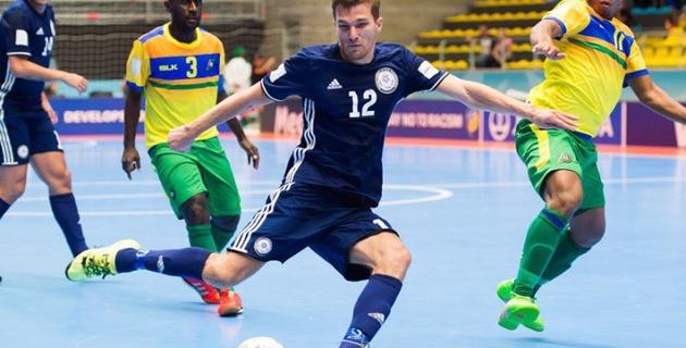 Казахстан вышел в плей-офф чемпионата мира по футзалу
