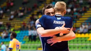 Видео десяти голов сборной Казахстана по футзалу в матче с Соломоновыми островами на ЧМ